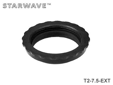 7.5mm T2 Spacer Extension Tube Ring - Easy Grip