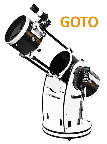 Skywatcher Skyliner 400P GOTO Dobsonian Telescope