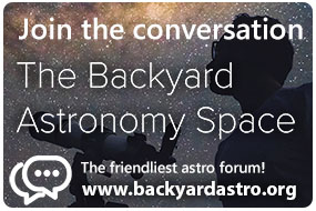 Backyard Astro Space Forum